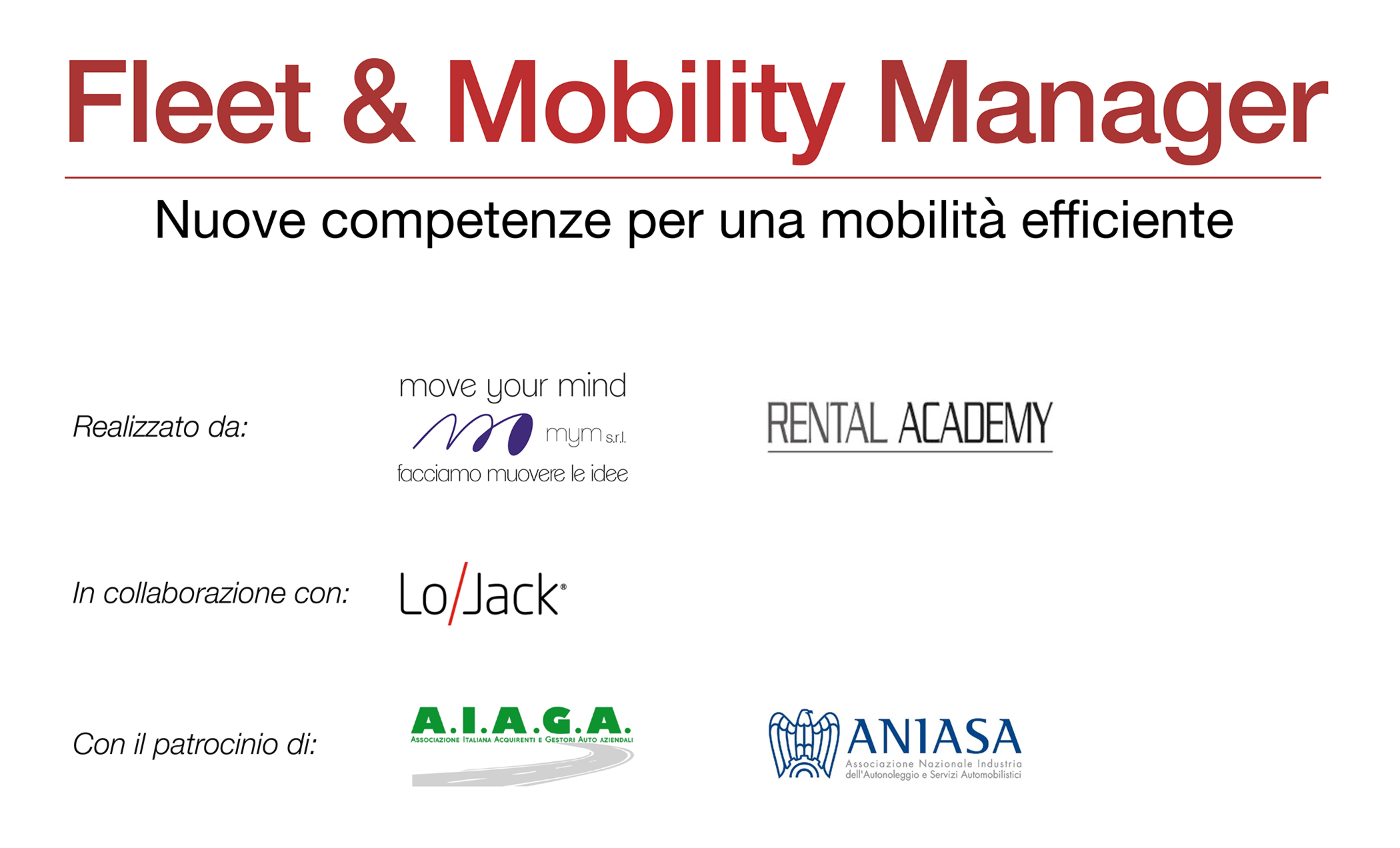 Fleet & Mobility Management - Aiaga
